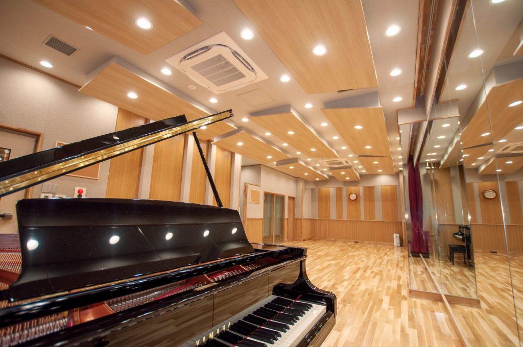 スタジオ室内